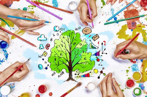 kako podsticati kreativnost kod dece