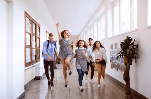 Srednja škola - novi početak za decu i roditelje