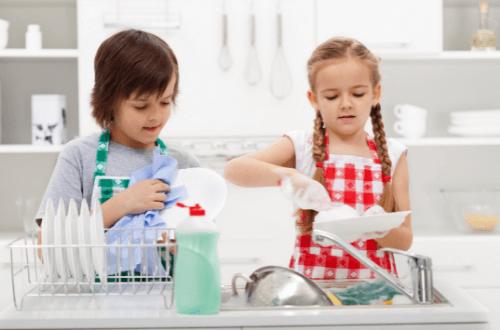obaveze koje možete zadati deci u zavisnosti od njihovog uzrasta